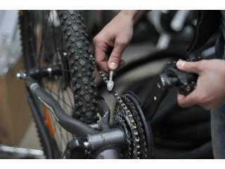 Простой уход за велосипедом в домашних условиях.
