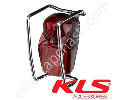 Задний велосипедный фонарь KLS VIRGO