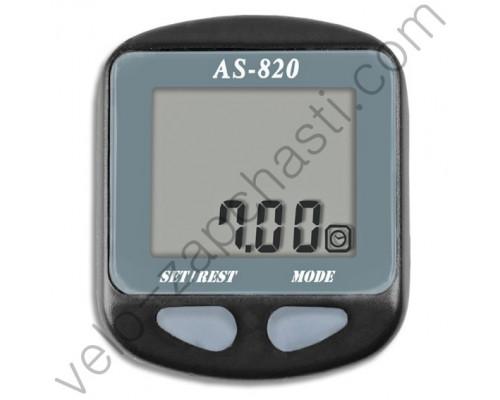 Велосипедный компьютер ASSIZE AS 820