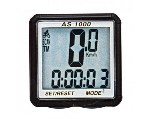 Велокомпьютер беспроводной Assize AS-1000