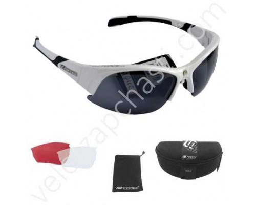 Велосипедные очки Force PRO 90952