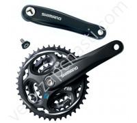 Шатуны для велосипеда Shimano FC-M311 (48/38/28)