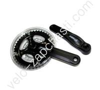 Шатуны для велосипеда Prowheel MA-A933