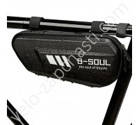 Сумка на раму жесткая B-Soul BAO-010