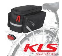 Велосумка на багажник KLS Space 12