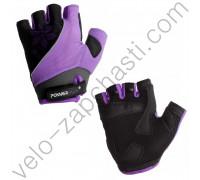 Велоперчатки PowerPlay 5281-D женские