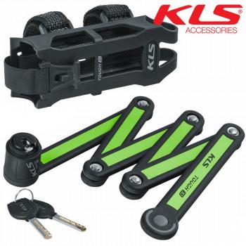 Велозамок KLS Fold 30 зеленый