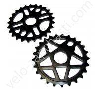 Звезда BMX Alu черная