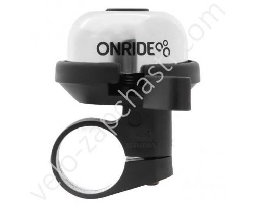 Велосипедный звонок ONRIDE SOUND 22.2 мм