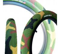 Велошина BMX KENCH KH-TR-05-A2 (20 х 2,40) GRN