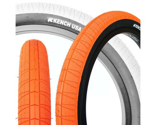 Покрышка BMX KENCH KH-TR-03 USA 20 х 2,35 оранжевый