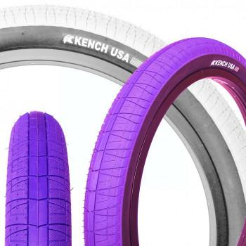 Велошина 20 х 2,35 BMX KENCH USA KH-TR-03 пурпурный