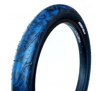 Велошина BMX 20 х 2,40 KENCH KH-TR-04-IRD синяя