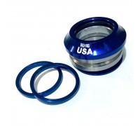 Рулевой набор BMX KENCH USA синий