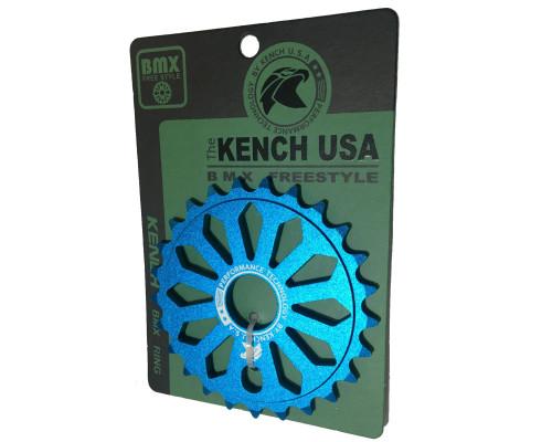 Звезда BMX KENCH KH-RN-03 синяя