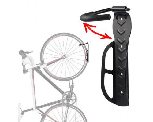 Держатель велосипеда настенный T009 складной