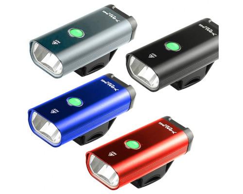 Велосипедная фара BL-B516-XPE аккумулятор USB