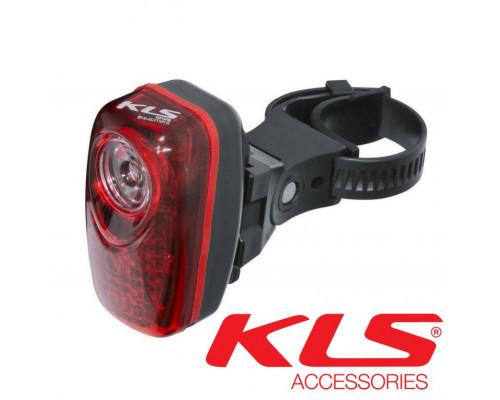 Задний велосипедный фонарь KLS RIPPY