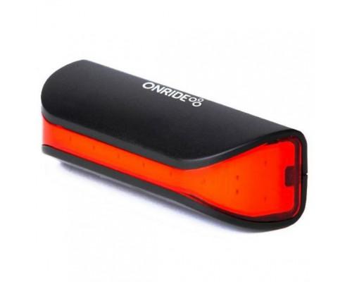 Задний велосипедный фонарь ONRIDE SLIT BLACK EDITION