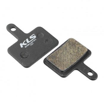 Колодки тормозные KLS D-04 для Shimano BR-M515 органика