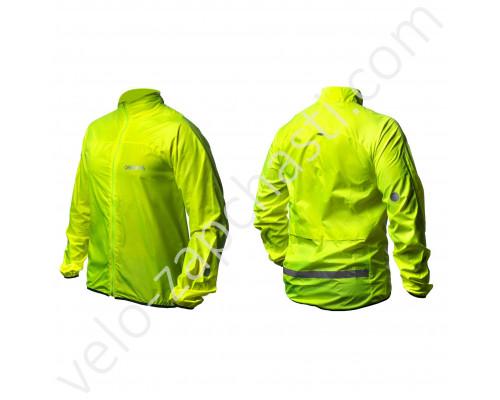 Ветровка ONRIDE GUST REFLECTIVE желтый неон