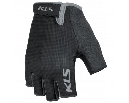 Велоперчатки KLS Factor 021 черные