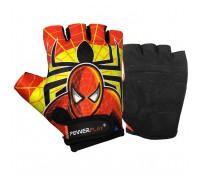 Велоперчатки детские Spider PowerPlay