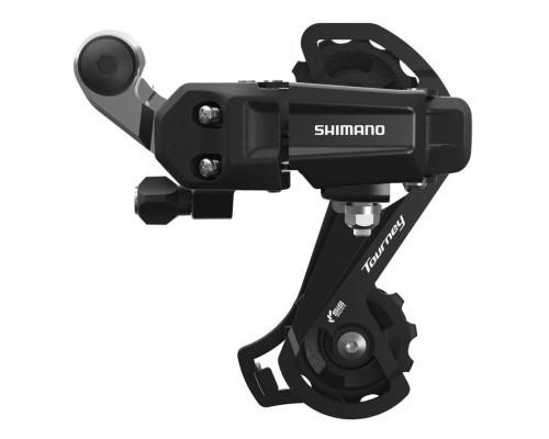 Задний переключатель Shimano Tourney RD-TY200-SS 6/7 скоростей