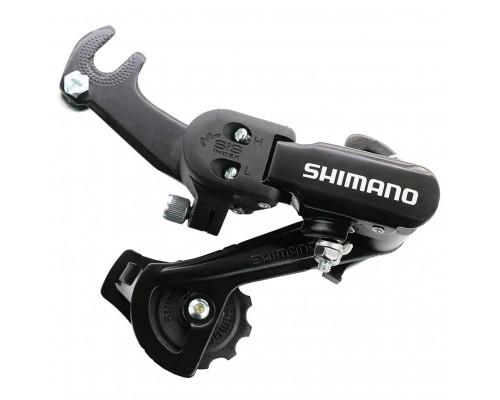 Переключатель задний Shimano RD-ТZ31, крюк 7 скор.