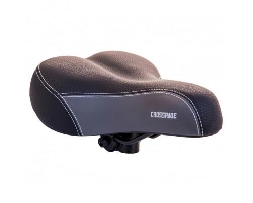 Седло для велосипеда CROSSRIDE 260 х 190 мм