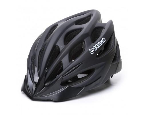 Шлем велосипедный ONRIDE Mount черный матовый
