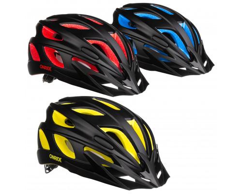 Шлем велосипедный ONRIDE Puls
