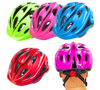 Вело-шлем детский с механизмом регулировки SK-5611