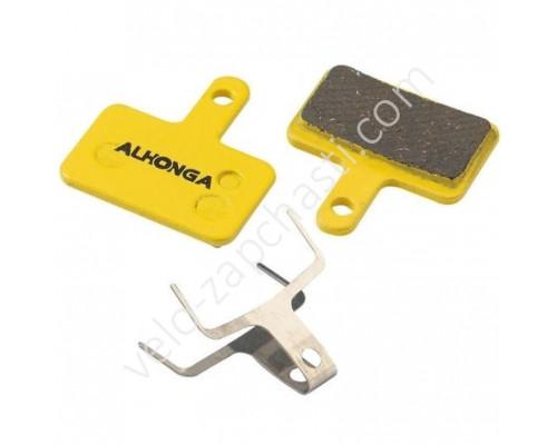 Колодки тормозные ALHONGA  HJ-DS10 дисковые