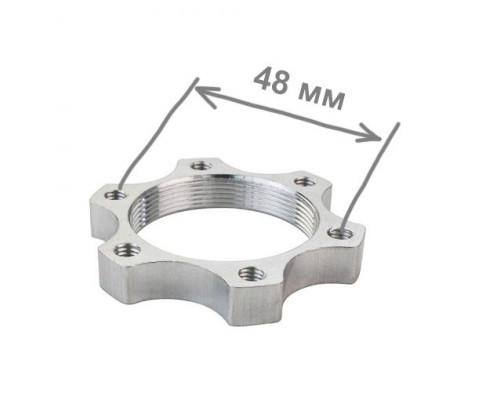 Гайка (фланец) дискового тормоза 48 мм